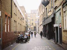 Autour de Camden Street, les maisons victoriennes regorgent de détails architecturaux.