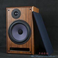 挪威SEAS( 西雅士)seas A26 10英寸 书架音箱 Monitor Speakers, Bookshelf Speakers, Built In Speakers, Speaker Building, Floor Standing Speakers, Speaker Design, Loudspeaker, Seas, Acoustic