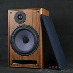挪威SEAS( 西雅士)seas A26 10英寸 书架音箱 Monitor Speakers, Bookshelf Speakers, Built In Speakers, Speaker Building, Floor Standing Speakers, Audio Design, Loudspeaker, Acoustic, Yamaha
