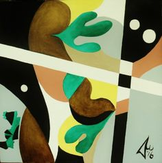 #Daphnemason 's Composition 49. Now showing @ #Depotartspace #Auckland till Sept 21.  #NZart