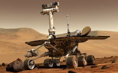 NASA is saying goodbye to its Mars Opportunity rover after spending almost a year trying to communicate with the non-responding robot. On Tuesday, NASA Jet Propulsion Laboratory (JPL) engineers sent a final radio … Curiosity Rover, Robot Mobile, Sonda Curiosity, Mission Mars, Mission Complete, Persona Integra, Nasa Rover, Dust Storm, Summer Time