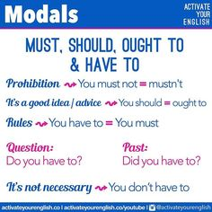 A quick review on #modals Hooe you find it useful!