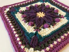 Granny Square Crochet Pattern, Crochet Patterns, Blanket, Serendipity, Projects, Log Projects, Blue Prints, Crochet Pattern, Blankets