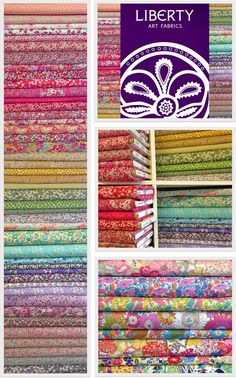 Liberty Art Fabrics at Alice Caroline
