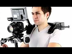 Edelkrone's awesome DSLR rig product line video.