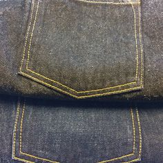 There are over 10 different washes and finishes when it comes to the final touches of your denim.