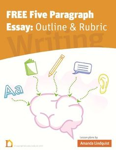 5 paragraph essay outline pdf file best teacher resources these materials are an easy way to help students organize their ideas before writing an expository fandeluxe Gallery