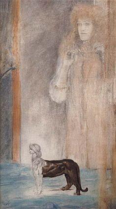Sandro Botticelli Online, Chimera, Oil Paintings Only For Art Lovers! This is a non-profits site and shows all the paintings of Sandro Botticelli's art works. Gustav Klimt, Rose Croix, Maurice Denis, Yellow Art, Pre Raphaelite, Illustration, Artist Art, Pet Portraits, Lovers Art
