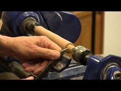 Turning a Chisel Handle with Paul Sellers