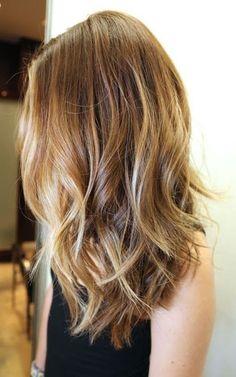 Tendance cheveux : le sombré hair