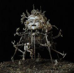 Kris Kuksi | The Art Twist