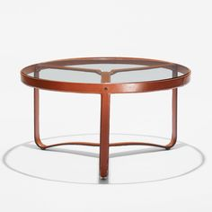 Jacques Adnet cocktail table