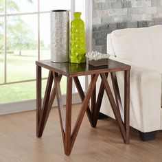 Found it at Wayfair - Bali End Table