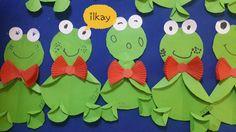Bay Kurbağa =) #okulöncesi #etkinlik #sanatetkinliği #sanatmerkezi