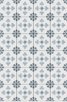 Hollandsk gråblå Historiske fliser - tiles