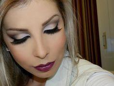 Maquiagem Inspiração para o Outono, com Lu Ferraes - YouTube