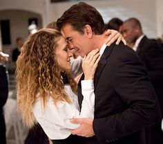 """Sarah Jessica Parker & Chris Noth in """"Sex and the City 2""""(2010)"""