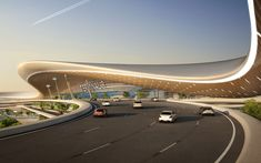 UN Studio's design for the Taiwan Taoyuan Airport reimagines how terminals should be designed