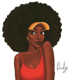 1000 images about black girl art on pinterest cartoon black rh pinterest com