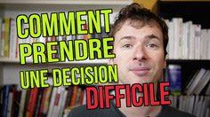 COMMENT prendre une décision DIFFICILE (et comment GÉRER son EGO :) ) : https://www.youtube.com/watch?v=UqQS1e8TddA ;) #ego #decision