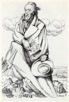 A strange text: Goethe s Italian Journey. - Tullio Pericoli Johann Wolfgang Von Goethe
