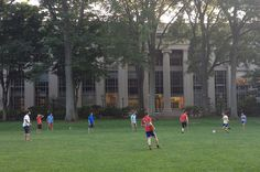 Inspired by the #WorldCup, some Labbers have caught soccer fever.
