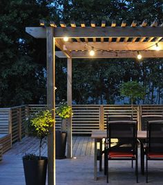 Examples of Backyard Pergolas That Cure Analysis-Paralysis Check out these 15 perfect pergola ideas.Check out these 15 perfect pergola ideas. Diy Pergola, Building A Pergola, Pergola Canopy, Deck With Pergola, Wooden Pergola, Outdoor Pergola, Pergola Shade, Pergola Roof, Cheap Pergola