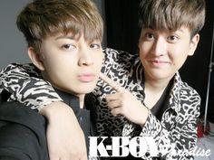 #twin monsters #iKON #Yunhyeong #Chanwoo