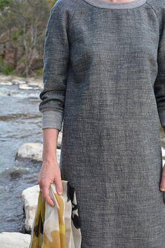 Merchant and Mills - Fielder Dress Sewing Clothes, Diy Clothes, Dress Sewing, Sewing Hacks, Sewing Tutorials, Clothing Patterns, Sewing Patterns, Merchant And Mills, Dress Making Patterns