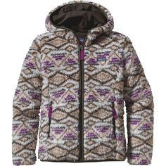 """elk whistle and golden aspens rustle, it's time to reach for the reliable comfort of the windproof women's Patagonia Retro-X Cardigan. Made from plush, ½"""""""" recycled polyester pile, the fleece jacket has a nylon lining that completely shuts out wind. Organic Clothing Brands, Patagonia Retro X, Fleece Cardigan, Mens Fleece, Patagonia Jacket, Warm Outfits, Outdoor Outfit, Cardigans For Women, Women's Cardigans"""