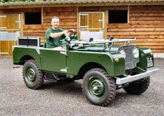 Land Rover Series 1 (Land Rover; Solihull; UK)
