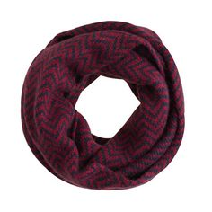 Chevron infinity scarf - scarves, hats & gloves - Women's accessories - J.Crew  SOOOO CUTE! It's the perfect color combo! And super soft!