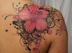tattoos for women over 50 | 25 Beautiful Back Tattoos for Women - SloDive