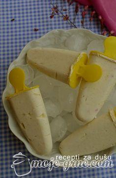 Sladoled od breskve