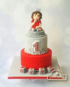 Cutie patootie cake by Radha Dhaka