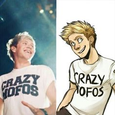 I love this Niall Fan art! One Direction Drawings, One Direction Art, One Direction Imagines, One Direction Pictures, Larry Shippers, We Are Strong, Teen Life, Little Mix, Playing Guitar