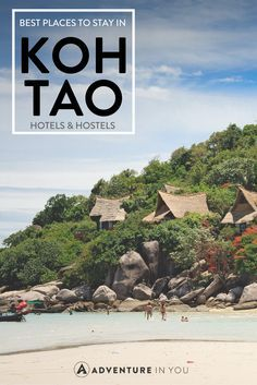 Looking for the best place to stay while in Koh Tao, Thailand? Here are our recommendations