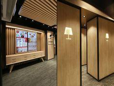 Yoshinoya Fast Food Restaurant by AS Design Service, Hong Kong » Retail Design Blog