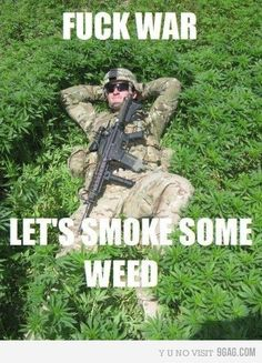 haha.. peace on earth