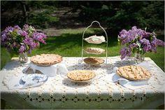 Afternoon Backyard Wedding Ideas