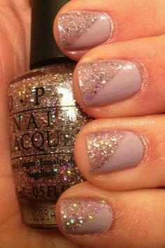 sparkles, sparkly, nail ideas, DIY, nail polish, nail decor, nails