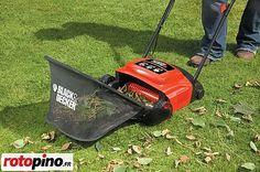 Aérateur démousseur pour votre jardin :) http://www.rotopino.fr/messages/aerateur-demousseur-gd300-black-decker,4446 #jardin #jardinage #aérateur #rotopino