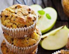 Muffins allégés pomme et chocolat façon Desperate Housewives : http://www.fourchette-et-bikini.fr/recettes/recettes-minceur/muffins-alleges-pomme-et-chocolat-facon-desperate-housewives.html