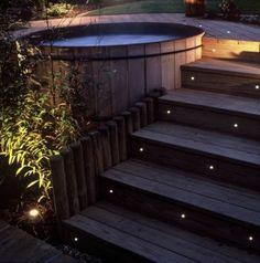 Iluminación de Jardines y Exteriores - Jardines con Alma