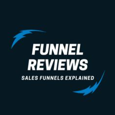 Funnel Reviews - Sales Funnel Software Explained Internet Marketing, Online Marketing, Digital Marketing, Landing Page Builder, Sales Letter, Affiliate Marketing, Software, Hero