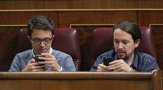 PODEMOS    Un diputado de Podemos acusa a Monedero de amenazarle y este lo niega    El juez Yllanes, errejonista, asegura que el politólog...