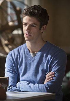 Grant Gustin a.k.a. Barry Allen a.k.a. The Flash