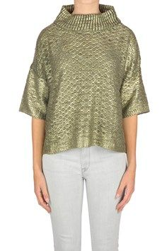 Twin-Set - Coated knit pullover | Reebonz