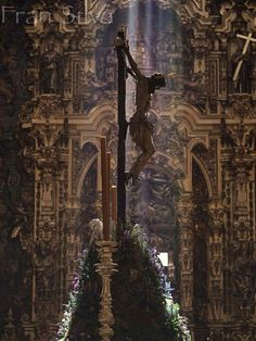 "El""AMOR""en la Iglesia de EL SALVADOR y en todas partes 🌹🌻 Catholic Art, Roman Catholic, Religious Art, Jesus Christ Images, Jesus Art, Catholic Pictures, Jesus Pictures, Religion, Jesus Painting"