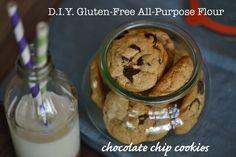 D.I.Y. Gluten-Free All-Purpose Flour: Mock BetterBatter